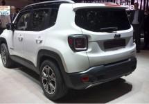 Productiestart Jeep Renegade in Melfi officieel op 14 juli