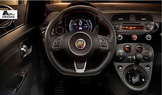 500 abarth automaat