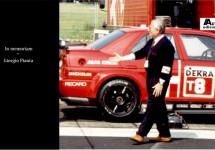 Vader van de Italiaanse rallysport Giorgio Pianta overleden