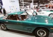 Maserati trok veel aandacht op Milano AutoClassica 2014