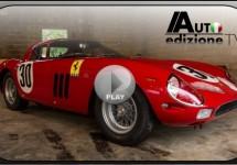 Video van een Ferrari 250 GTO toont zeldzame beleving