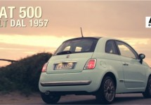 Fiat start campagne 500 Cult met Paolo Sorrentino