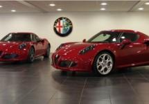 Driessen Alfa Romeo geeft Italiaans feestje rond 4C