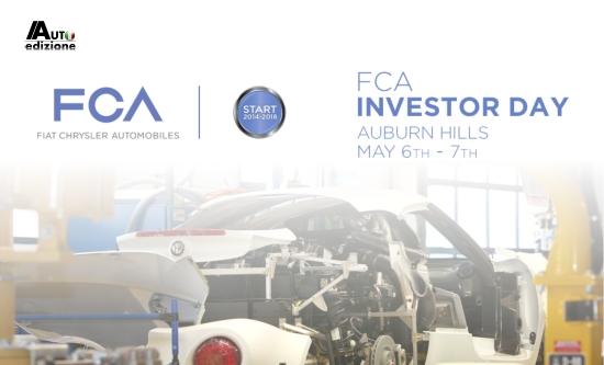 FCA investors day