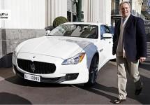 Harald Wester gaat voor doorbraak Italiaanse luxe auto