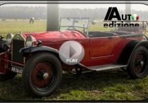 CineCars filmt Lancia's vooruitstrevende Lambda