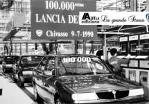 Lancia: Sinds Chivasso een te hoog prijskaartje voor Fiat