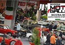 Dit weekend tweede editie Modena Motor gallery