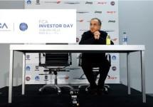 Marchionne wil investeerders overtuigen met plan van 55 miljard