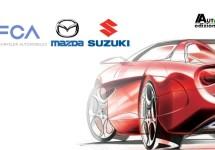 Samenwerking Fiat-Mazda of Suzuki in de maak