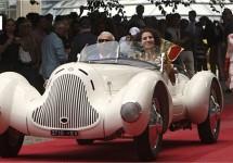 Alfa Romeo en Maserati mooiste auto's op Villa d'Este
