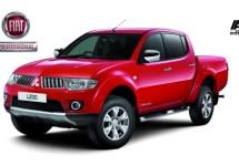 Fiat wil grote goedkope pick-up van Mitsubishi