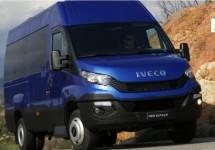 IVECO presenteert sterk aangepaste derde generatie Daily