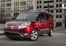Fiat Doblò in Amerika van start als Ram Promaster City
