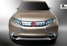 Mitsubishi met Fiat-logo straks uit Thailand