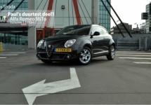 Paul's duurtest: Alfa Romeo MiTo Esclusivo 1.3 JTDm