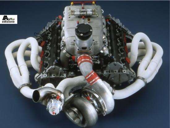 Alfa Indy V8