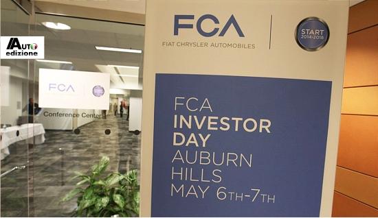 FCA Wall Street
