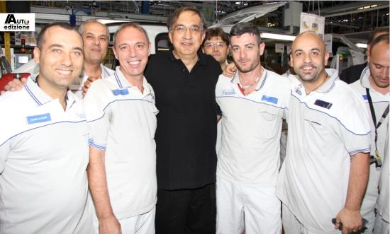 FCA vakbonden