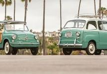 Fiat 600 Jolly en 600 Multipla te koop voor recordbedrag