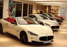 Maserati in 2016 op 500 verkooppunten
