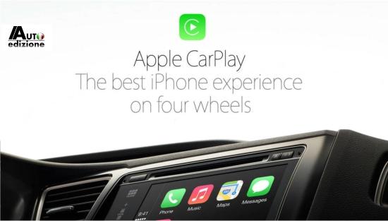 apple carplay fiat