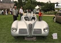 Weer veel Italiaanse auto's tijdens Classic Days in Duitsland