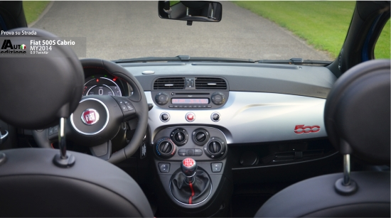 500S cabrio intern