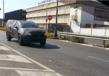 SCOOP: Nieuwe pick-up van Fiat Professional gespot