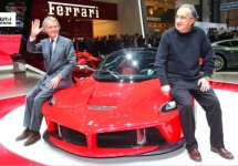 Ferrari koninkrijk Montezemolo brokkelt langzaam af