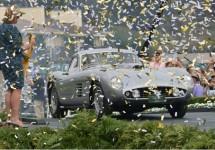 Pebble Beach 2014 één groot Ferrari-feestje