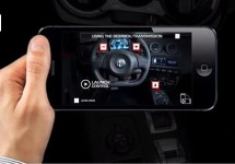 Alfa Romeo 4C onderhoudsboekje is een App