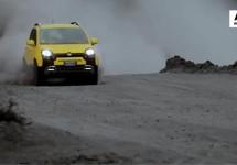 Fiat Panda Cross knipoogt naar Audi als de echte 'Quattro'
