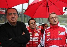 Marchionne vervangt Di Montezemolo bij Ferrari