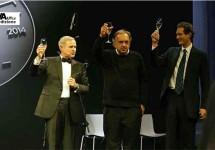 Maserati Centenario gisteren feestelijk afgesloten in Turijn