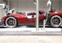 Ferrari Sergio van Pininfarina zes keer besteld
