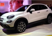 Fiat 500X Live in Parijs