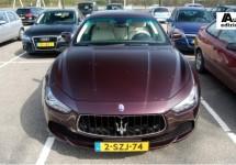 Maserati boert ook goed in Nederland