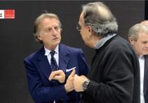 Persconferentie strijdtoneel Marchionne – Di Montezemolo