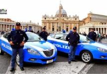 Voor Italiaanse politie is Lancia nog springlevend