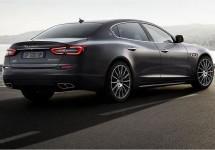 Kleine updates voor Maserati Ghibli en Quattroporte