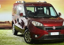 Nieuwe Fiat Doblò nu ook als gezinswagen