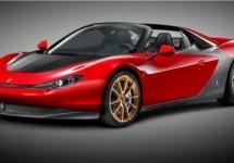 Gelimiteerde Ferrari Sergio klaar voor eerste klant