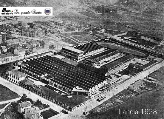 Lancia 1928