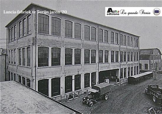 lancia jaren 20