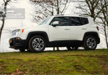 Test Jeep Renegade: Rock solid Italian