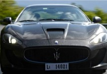 Opvolger Maserati GranTurismo in 2017
