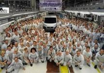 Fiat Sevel viert 5 miljoen geproduceerde exemplaren