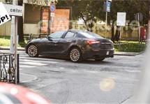Alfa Romeo Giulia mule ook als 'GTA' gespot