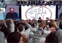 Marchionne spreekt over Alfa-motoren uit Termoli
